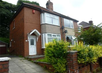 Thumbnail 2 bed semi-detached house to rent in Nares Road, Blackburn, Lancashire