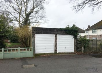 Thumbnail Parking/garage for sale in Garages Rear Of Jenner House Surgery, Cove Road, Farnborough