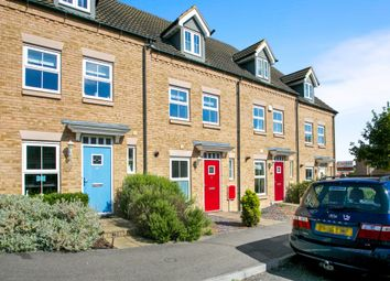 Thumbnail 3 bed town house for sale in Merivale Way, Ely
