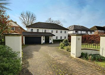 Thumbnail 6 bed detached house for sale in Mymms Drive, Brookmans Park, Hertfordshire