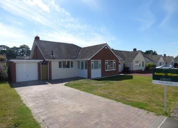 Thumbnail 3 bed detached house for sale in Highcliffe, Christchurch, Dorset