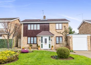 Thumbnail 3 bed detached house for sale in Stirling Road, Stamford