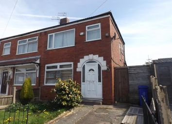 Thumbnail 2 bedroom semi-detached house for sale in Lowestead Road, Manchester, Greater Manchester