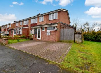 Thumbnail 4 bed semi-detached house for sale in Granta Road, Sawston, Cambridge