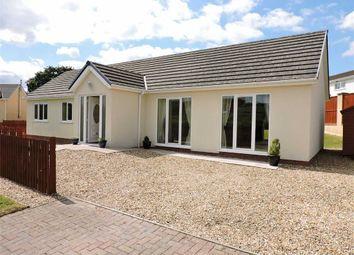 Thumbnail 3 bed detached bungalow for sale in Llwynarel, Dryslwyn, Carmarthen