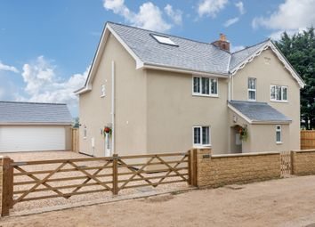 Thumbnail 5 bed detached house for sale in Nightingale Lane, South Marston, Swindon