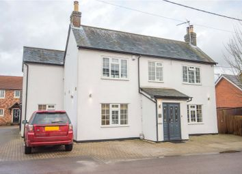 Thumbnail 4 bed detached house for sale in Hamilton Road, Little Canfield, Dunmow, Essex