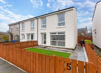 Thumbnail 3 bed end terrace house for sale in 5 Muirfield Gardens, Loanhead