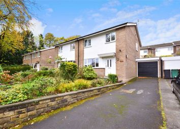Thumbnail 3 bed semi-detached house for sale in Sedgley Park Road, Manchester