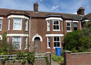 Thumbnail 5 bedroom terraced house to rent in The Gardens, Earlham Road, Norwich