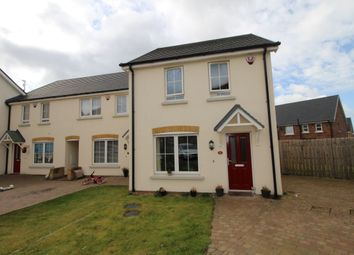 Thumbnail 3 bed terraced house for sale in Ayrshire Drive, Lisburn