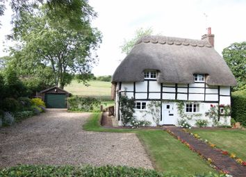Thumbnail 3 bed cottage for sale in St Mary Bourne, Andover, Hampshire