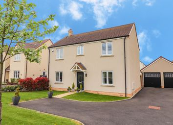 Thumbnail 4 bedroom detached house for sale in Beckford Road, Alderton, Tewkesbury