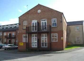 Thumbnail 1 bed flat to rent in The Windsor, Drewry Court, Derby