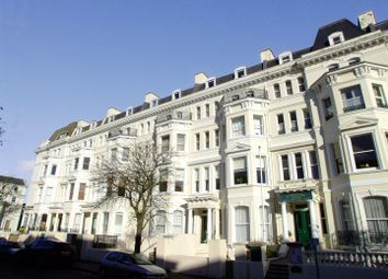 Thumbnail 2 bed flat for sale in Clifton Gardens, Folkestone