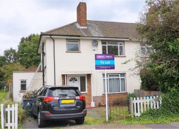 Thumbnail 3 bed semi-detached house to rent in South Park Grove, New Malden
