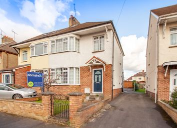 Thumbnail 3 bed semi-detached house for sale in Jubilee Road, Aldershot, Hampshire