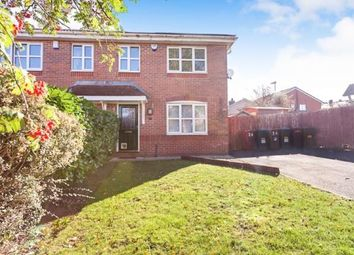 Thumbnail 3 bed semi-detached house for sale in Millwood Close, Blackburn, Lancashire, .