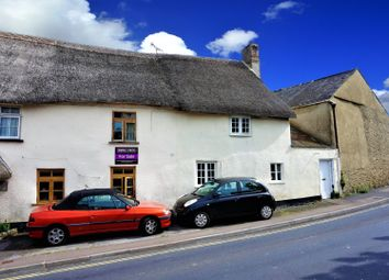 Thumbnail 2 bed cottage for sale in New Exeter Street, Chudleigh, Newton Abbot