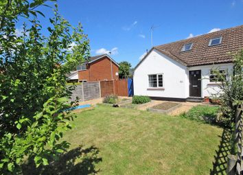 Thumbnail 3 bed semi-detached house for sale in Radwell Road, Milton Ernest, Bedford