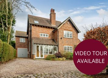 Thumbnail 5 bed detached house for sale in Streetly Lane, Sutton Coldfield