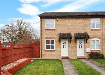 Thumbnail 1 bed end terrace house for sale in Hawkslade, Aylesbury