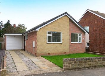 Thumbnail 3 bed bungalow for sale in Cecil Road, Dronfield, Derbyshire
