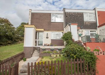 Thumbnail 2 bed end terrace house for sale in Billings Close, Plymouth