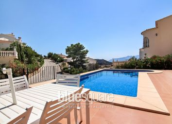 Thumbnail 4 bed property for sale in Benitachell, Valencia, 03730, Spain