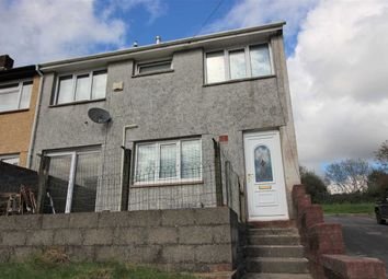 Thumbnail 2 bed end terrace house for sale in Concorde Drive, Tonyrefail, Porth