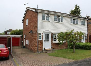 Thumbnail 3 bedroom semi-detached house for sale in Littlefield Close, Ash