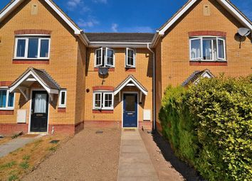 Thumbnail 2 bed terraced house for sale in Avery Close, Leighton Buzzard