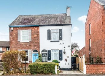 Thumbnail 2 bed semi-detached house for sale in Northenden Road, Sale, Manchester, Greater Manchester