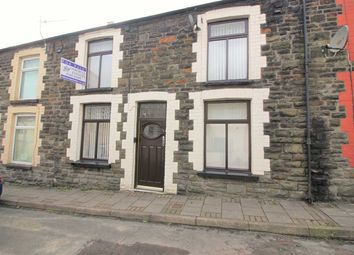 Thumbnail 2 bed terraced house for sale in Middle Row, Penygraig, Tonypandy