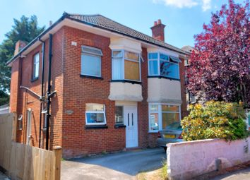 Thumbnail 3 bed flat for sale in Mortimer Road, Bournemouth