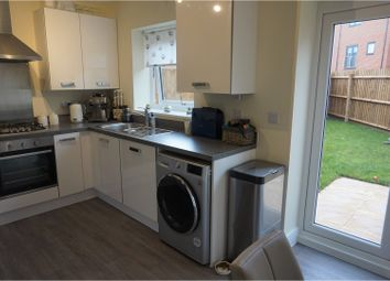 Thumbnail 2 bed town house for sale in Percy Boulton Grove, Trentham, Stoke-On-Trent