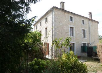 Thumbnail 3 bed country house for sale in Chef-Boutonne, Deux-Sevres, 79110, France
