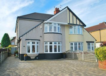 Thumbnail 5 bed semi-detached house for sale in Bellegrove Road, Welling, Kent