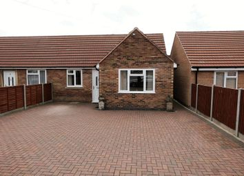 Thumbnail 2 bed semi-detached bungalow to rent in Ravenstone Road, Ravenstone, Coalville