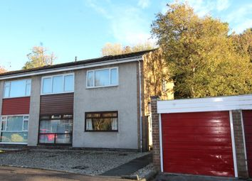 Thumbnail 2 bed flat for sale in Newbattle Abbey Crescent, Dalkeith