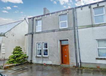 Thumbnail 3 bedroom end terrace house for sale in 16 Solway Street, Silloth, Wigton, Cumbria