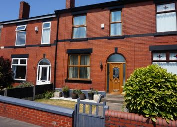 Thumbnail 3 bed terraced house for sale in Ringley Road West, Radcliffe