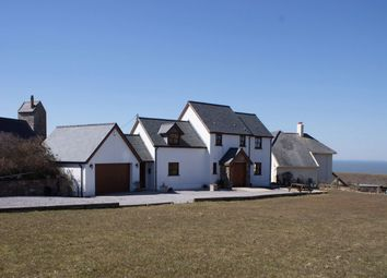 Thumbnail 4 bedroom detached house for sale in Glebe Farm, Rhossili, Gower, Swansea