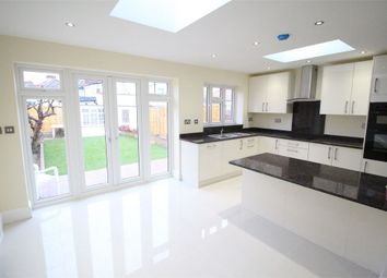Thumbnail 4 bed semi-detached house to rent in Deans Way, Edgware, Middlesex