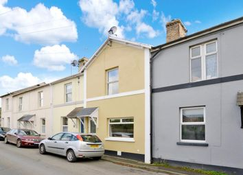 Thumbnail 2 bed terraced house for sale in Mile End Road, Newton Abbot, Devon