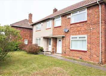 Thumbnail 3 bed semi-detached house for sale in Crossfell Road, Middlesbrough
