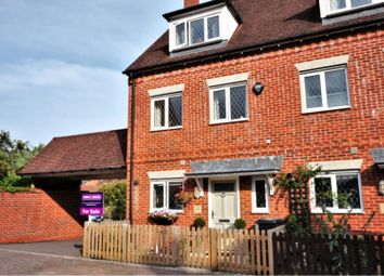 Thumbnail 3 bed end terrace house for sale in Sandbourne Avenue, Blandford Forum