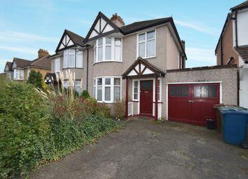 Thumbnail 3 bed semi-detached house for sale in Beechwood Avenue, South Harrow, Harrow