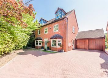 Thumbnail 5 bed detached house for sale in Meon Rise, Pedmore