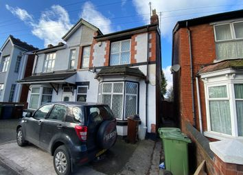 Thumbnail 3 bed semi-detached house for sale in Lea Road, Wolverhampton